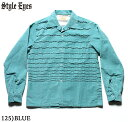 "No.SE27990 STYLE EYES スタイルアイズCORDUROY SPORTS SHIRT""ZIGZAG STRIPES"""