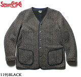 No.SC14285SUGARCANEシュガーケーンBEACHCLOTHNOCOLLARJACKET