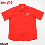 No.SC38458SUGARCANEシュガーケーンROADRUNNERCOTTONTWILLS/SWORKSHIRT