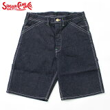 No.SC51841SUGARCANEシュガーケーン11oz.BLUEDENIMWORKSHORTS
