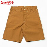 No.SC51843SUGARCANEシュガーケーン13oz.BROWNDUCKWORKSHORTS