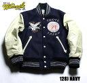 """No.WV13985 WHITESVILLE × TAILOR TOYO30oz. Wool Melton Award Jacket""""TAILOR TOYO"""""""