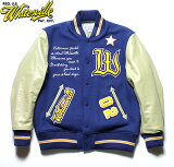 "No.WV14216WHITESVILLESPECIALAWARDJACKET30oz.WoolMeltonAwardJacket""WHITESVILLE"""