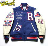 "No.WV14214WHITESVILLEホワイツビル30oz.WoolMeltonAwardJacket""ROUGHRIDERS"""