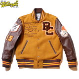 "No.WV14460WHITESVILLEホワイツビル30oz.WoolMeltonAwardJacket""BROOKLYNCHIEFS"""