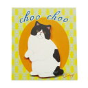 choochoo jetoy 猫 チューチュー 韓国 文具 雑貨 アクセサリー ふせん 付箋 インデックス メモ帳 <レトロ> メ…
