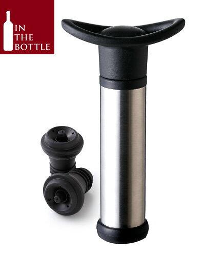 Wine Preserver ワイン・フレッシャー・ポンプセット(イン・ザ・ボトル/IN THE BOTTLE)