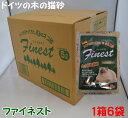 ファイネスト木の猫砂5リットル6袋1箱※送料無料※