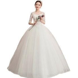 ウェディングドレス ドレス 二次会 花嫁 格安 ウエディングドレス パーティードレス フォーマル オシャレ 二次会ドレス 結婚式 白 ビスチェ S/M/L/XL/2XL