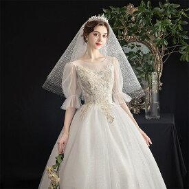 ウェディングドレス ラインドレス 白 ウエディングドレス 二次会 シンプル バックレス 花嫁 パーティードレス 披露宴 ブライダル 結婚式 S/M/L/XL/2XL