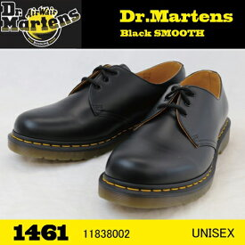 【送料無料】【Dr.Martens】ドクター マーチン 1461 3ホール GIBSON ギブソン ブラック マーチン ギブソンシューズ レースアップシューズ レザーシューズ オックスフォードシューズ 靴 メンズ レディース 男性 女性 黒 シンプル おしゃれ プレゼント 贈り物
