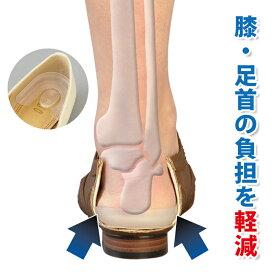 かかと安定インソール 2足組 インソール かかと用 かかと安定 靴 中敷き 負担軽減 補整 姿勢 足首 歩行 膝痛 健康グッズ 足首 グラつき 弾力素材 衝撃吸収 フィット