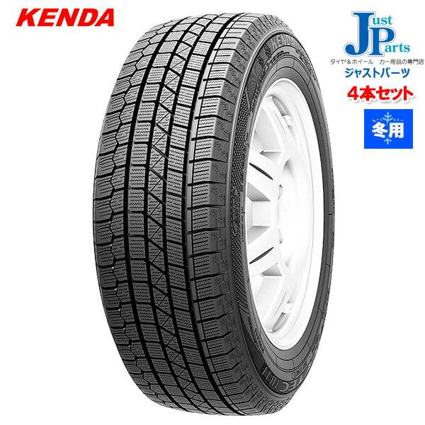 4本セット 215/45R17 ケンダ KENDA KR36 輸入スタッドレスタイヤ 新品 2017年製送料無料