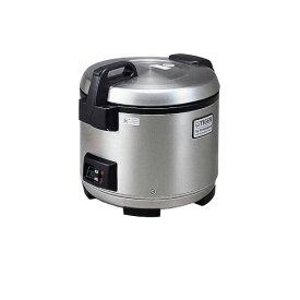 【最大1200円クーポン有】[JNO-A360-XS] タイガー 業務用厨房機器 業務用炊飯ジャー 炊きたて そのまま保温 2升炊き 100V 炊飯シートつき ステンレス