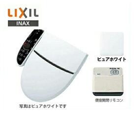 [CW-K45A-BW1] INAX 温水洗浄便座 Kシリーズ K-EXTRA シャワートイレ 大型共用便座 貯湯式1.40L フルオート/リモコン便器洗浄なし ピュアホワイト 壁リモコン付属
