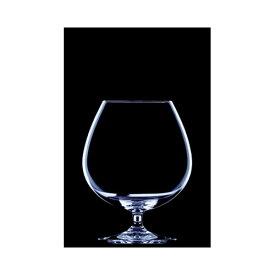 [808] リーデル ワイン ワイングラス ヴィノム ブランデー・スニフタ 6416/18 (約)口径75.5X最大径118X高さ153 2脚 840cc 【送料無料】【メーカー直送のため代引不可】