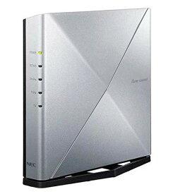 【残りわずか1万円以上で2000円オフクーポン利用可能】NEC Aterm 無線LANルーター PA-WX6000HP