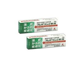 【送料無料】 プレバリンα軟膏 15g入×2個セット 指定第2類医薬品 ゼリア新薬