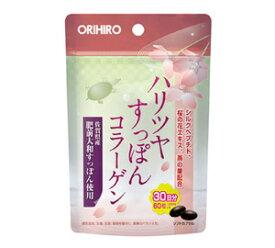 【送料無料】ハリツヤすっぽんコラーゲン|60粒入(30日分)|オリヒロ