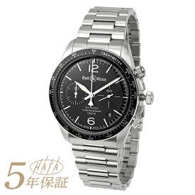 ベル&ロス BRV2-94 ブラック スティール 腕時計 Bell&Ross BRV2-94 BLACK STEEL BRV294-BL-ST/SST ブラック メンズ ブランド 時計 新品