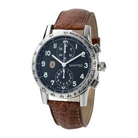 【レビューで1万円クーポン&5年保証】エベラール Eberhard タッツィオ・ヌヴォラーリ グランドテイル TAZIO NUVOLARI GRANDE TAILLE ブラック メンズ 新品 腕時計 ブランド