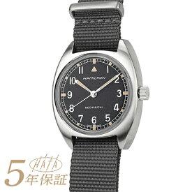 ハミルトン カーキアビエーションパイロットパイオニアメカニカル 腕時計 HAMILTON KHAKI AVIATION PILOT PIONEER MECHANICAL H76419931 ブラック メンズ ブランド 時計 新品