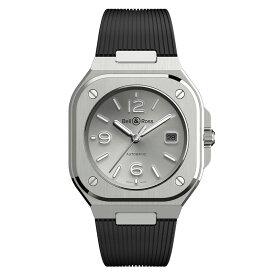 ベル&ロス BR 05 GREY STEEL BR05A-GR-ST/SRB Bell&Ross メンズ 腕時計 国内正規品