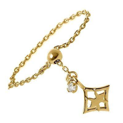 me. ミー リング 指輪 ダイヤモンド イエロー 20代 30代 彼女 レディース 人気 ブランド