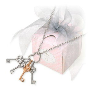 ダイヤモンド ネックレス シンプル アチエ シルバー ホワイト 彼女 レディース 人気 ブランド