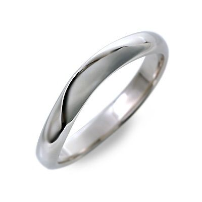 【店内全品ポイント10倍】結婚指輪 マリッジリング プラチナ ホワイト 20代 30代 楽ギフ_包装 smtb-m
