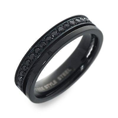 FREE STYLE フリースタイル ステンレス リング 指輪 ブラック 20代 30代 人気 ブランド 楽ギフ_包装 smtb-m
