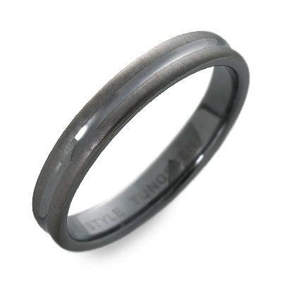 FREE STYLE フリースタイル タングステン リング 指輪 ブラック 20代 30代 人気 ブランド 楽ギフ_包装 smtb-m