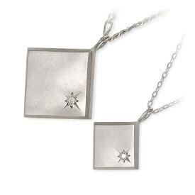 KENBLOOD ケンブラッド ペアネックレス ダイヤモンド ホワイト 人気 ブランドクリスマス 12月