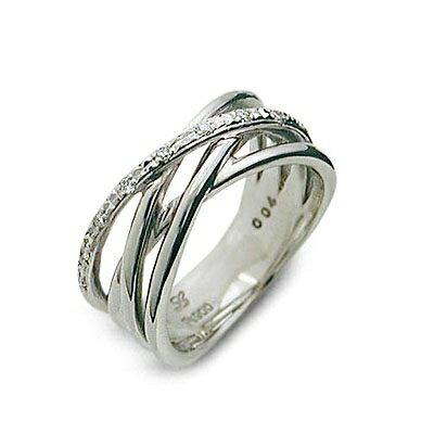 LA PUREZZA プラチナ リング 指輪 婚約指輪 結婚指輪 エンゲージリング ダイヤモンド 20代 30代 彼女 レディース 女性 誕生日プレゼント 記念日 ギフトラッピング ラ・プレッツァ 送料無料 ホワイトデー