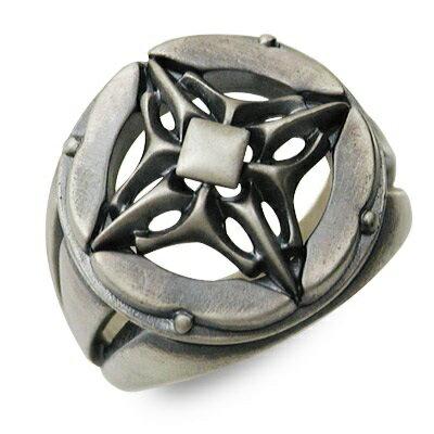 M's collection エムズコレクション シルバー リング 指輪 グレー 20代 30代 人気 ブランド 楽ギフ_包装 smtb-mクリスマス