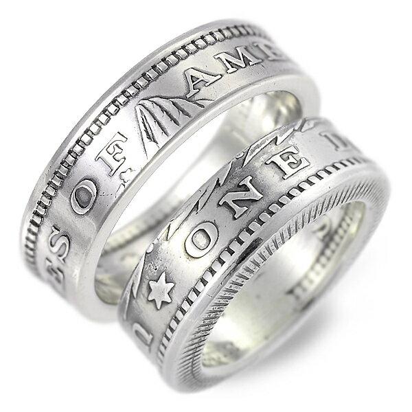 NORTH WORKS シルバー ペアリング 婚約指輪 結婚指輪 エンゲージリング 20代 30代 彼女 彼氏 レディース メンズ カップル ペア 誕生日プレゼント 記念日 ギフトラッピング あす楽 ノースワークス 送料無料