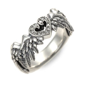 GIGOR ジゴロウ シルバー リング 指輪 ダイヤモンド ホワイト 人気 ブランド 楽ギフ_包装 smtb-m