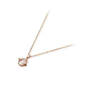 天使の卵 ネックレス クォーツ ピンク 20代 30代 彼女 レディース 人気 ブランド
