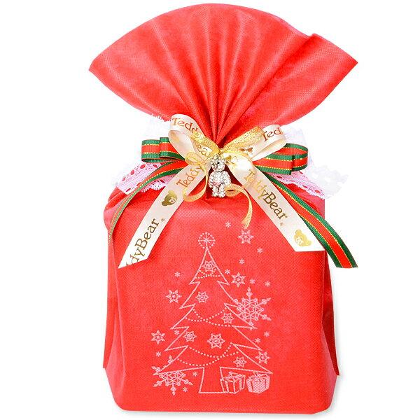 テディベアラッピングXmas テディベア スペシャルラッピング レディース 人気誕生日プレゼント プレゼントブランド プレゼント ギフトラッピングクリスマス