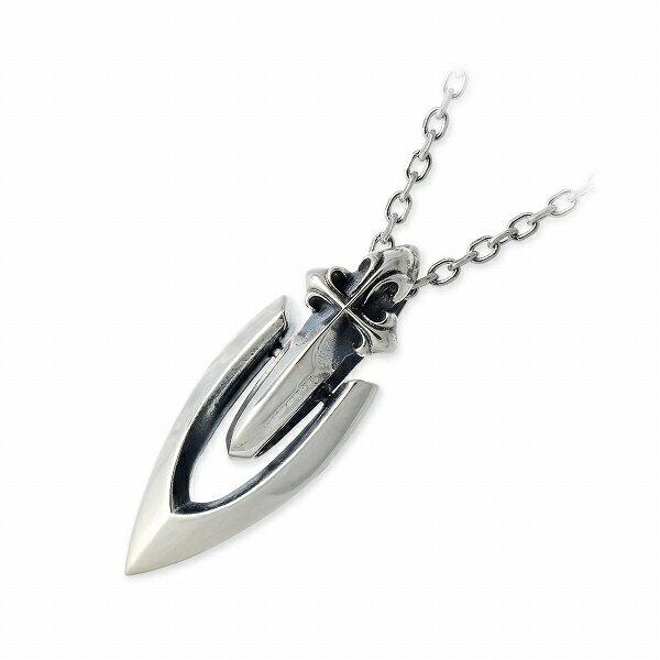 M's collection エムズコレクション シルバー ネックレス キュービック グレー 20代 30代 彼氏 メンズ