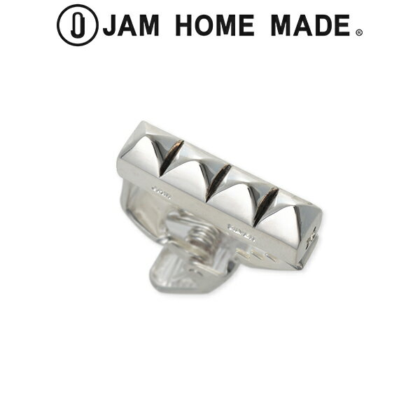 送料無料 JAM HOME MADE シルバー ネクタイピン ダイヤモンド 20代 30代 彼氏 メンズ 誕生日プレゼント 記念日 ギフトラッピング ジャムホームメイド