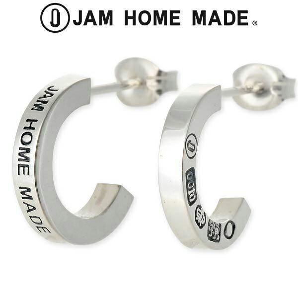 送料無料 JAM HOME MADE シルバー ピアス ダイヤモンド 20代 30代 彼氏 メンズ 誕生日プレゼント 記念日 ギフトラッピング あす楽 ジャムホームメイド