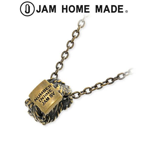 送料無料 JAM HOME MADE シルバー ネックレス 20代 30代 彼氏 メンズ 誕生日プレゼント 記念日 ギフトラッピング あす楽 ジャムホームメイド