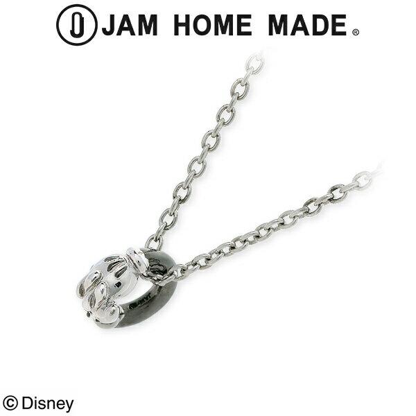 送料無料 JAM HOME MADE Disney シルバー ネックレス 20代 30代 彼氏 メンズ 誕生日プレゼント 記念日 ギフトラッピング あす楽 ジャムホームメイド ディズニー Disneyzone ミッキーマウス