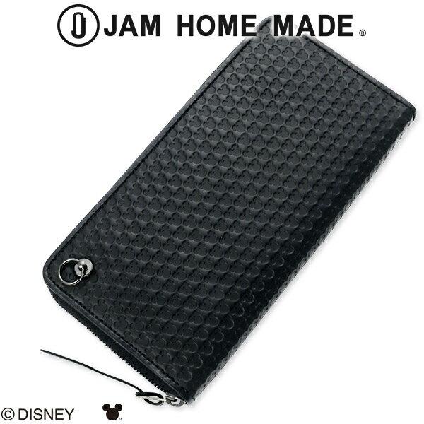 送料無料 JAM HOME MADE Disney 財布 20代 30代 彼氏 メンズ 誕生日プレゼント 記念日 ギフトラッピング ジャムホームメイド ディズニー Disneyzone ミッキーマウス