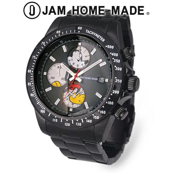 送料無料 JAM HOME MADE Disney 時計 20代 30代 彼氏 メンズ 誕生日プレゼント 記念日 ギフトラッピング あす楽 ジャムホームメイド ディズニー Disneyzone ミッキーマウス