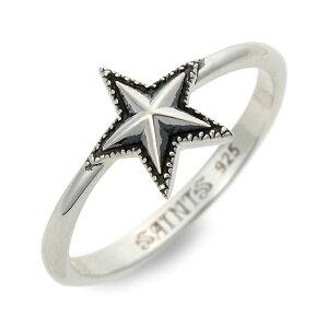 SAINTS Design セインツ シルバー リング 指輪 ホワイト 彼氏 メンズ