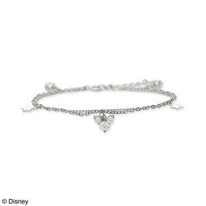 送料無料 Disney Disney シルバー ブレスレット 彼女 レディース 女性 誕生日プレゼント 記念日 ギフトラッピング ディズニー Disneyzone