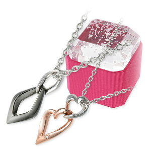 【楽天ランキング受賞】】VA ヴァンドーム青山 VA Vendome Aoyama ペアネックレス 大人 カップル 人気 誕生日 ダイヤモンド誕生日プレゼント ギフトラッピング ブランド