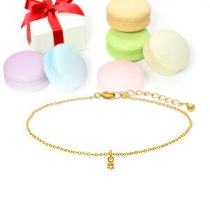 JAM HOME MADE ゴールド ブレスレット ダイヤモンド 彼女 レディース 女性 誕生日プレゼント 記念日 ギフトラッピング ジャムホームメイド